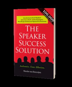 Speaker Success Solution